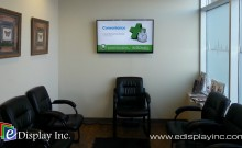 Healthcare digital signage by E Display