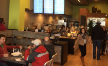 Sprout Cafe Digital Menus